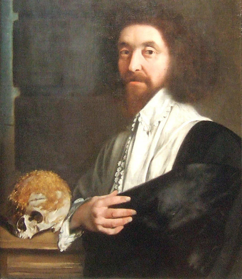 HM1W3A John Tradescant the Younger