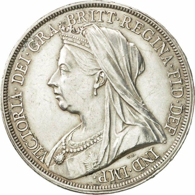 Victoria crown 1893(un quart de livre, argent)