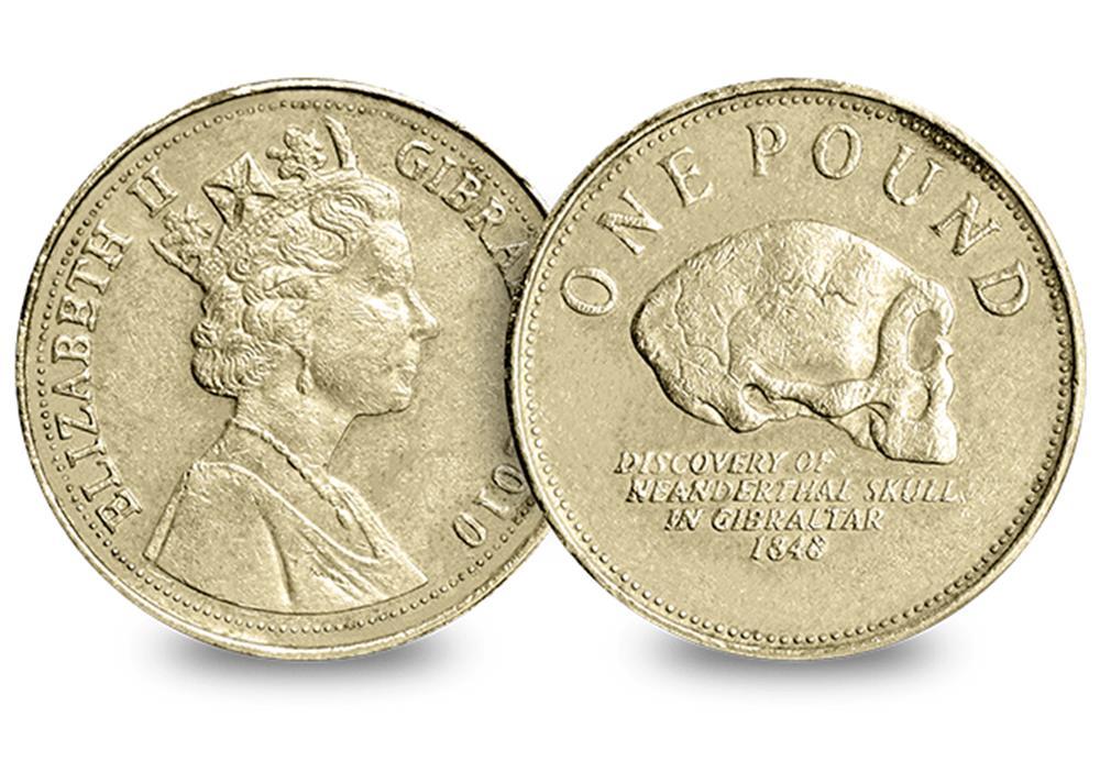 gibraltar-2010-neanderthal-skull-one-pound-coin