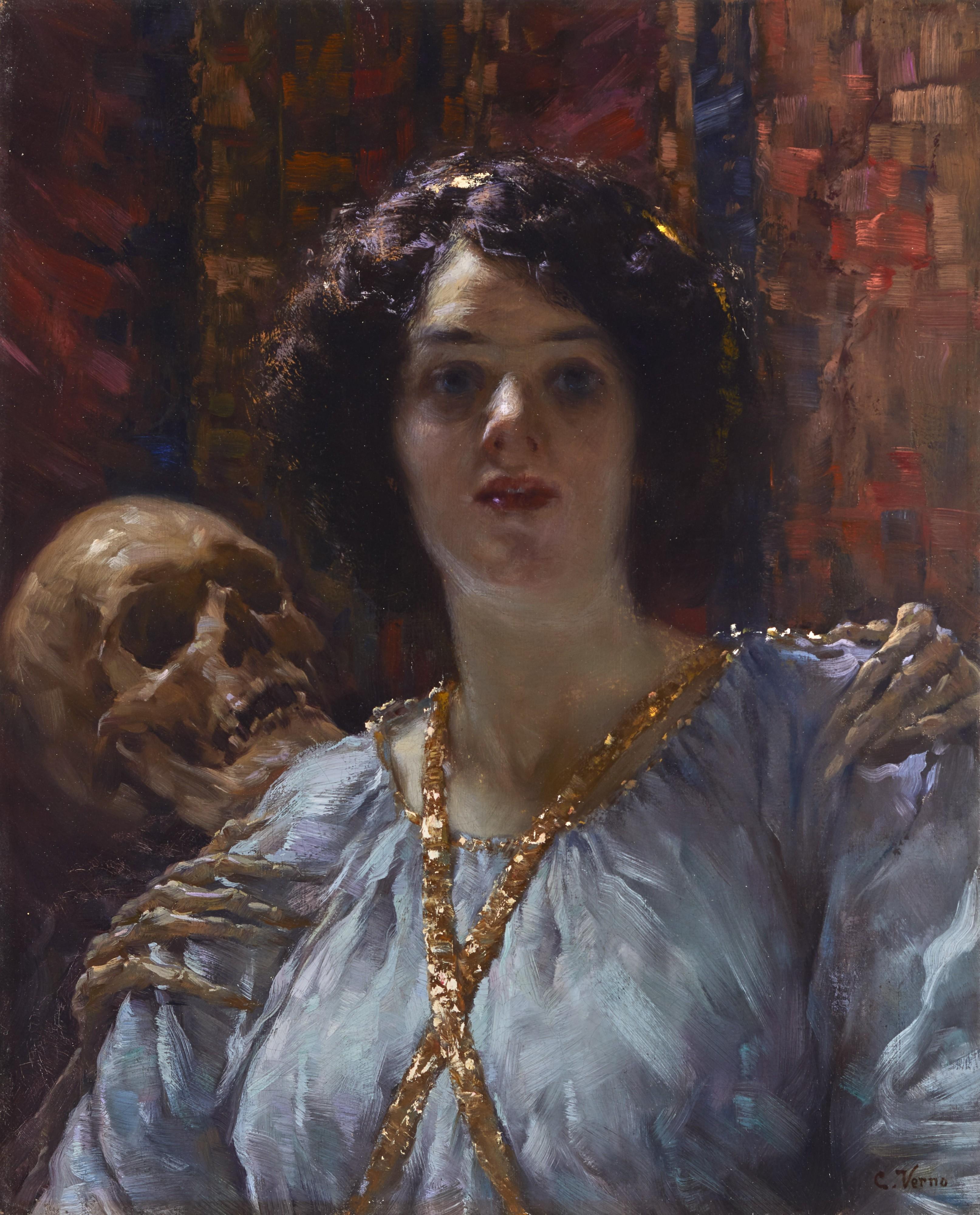 verno-camillo 1900 ca -death-and-the-maiden coll priv