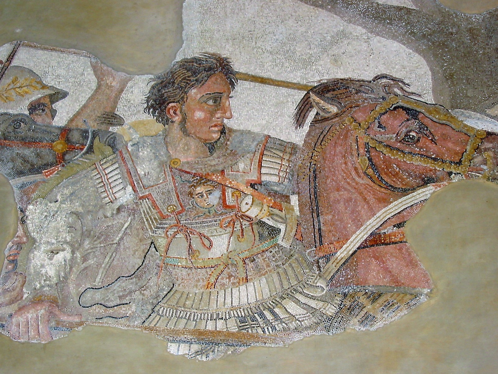Battle_of_Issus_mosaic_-_Museo_Archeologico_Nazionale_-_Naples-detail-alexandre.