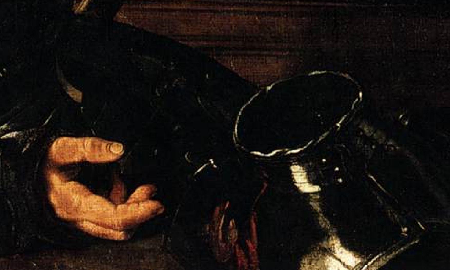 Giovanni_Gerolamo_Savoldo_Autoportrait Vers 1525 Louvre detail
