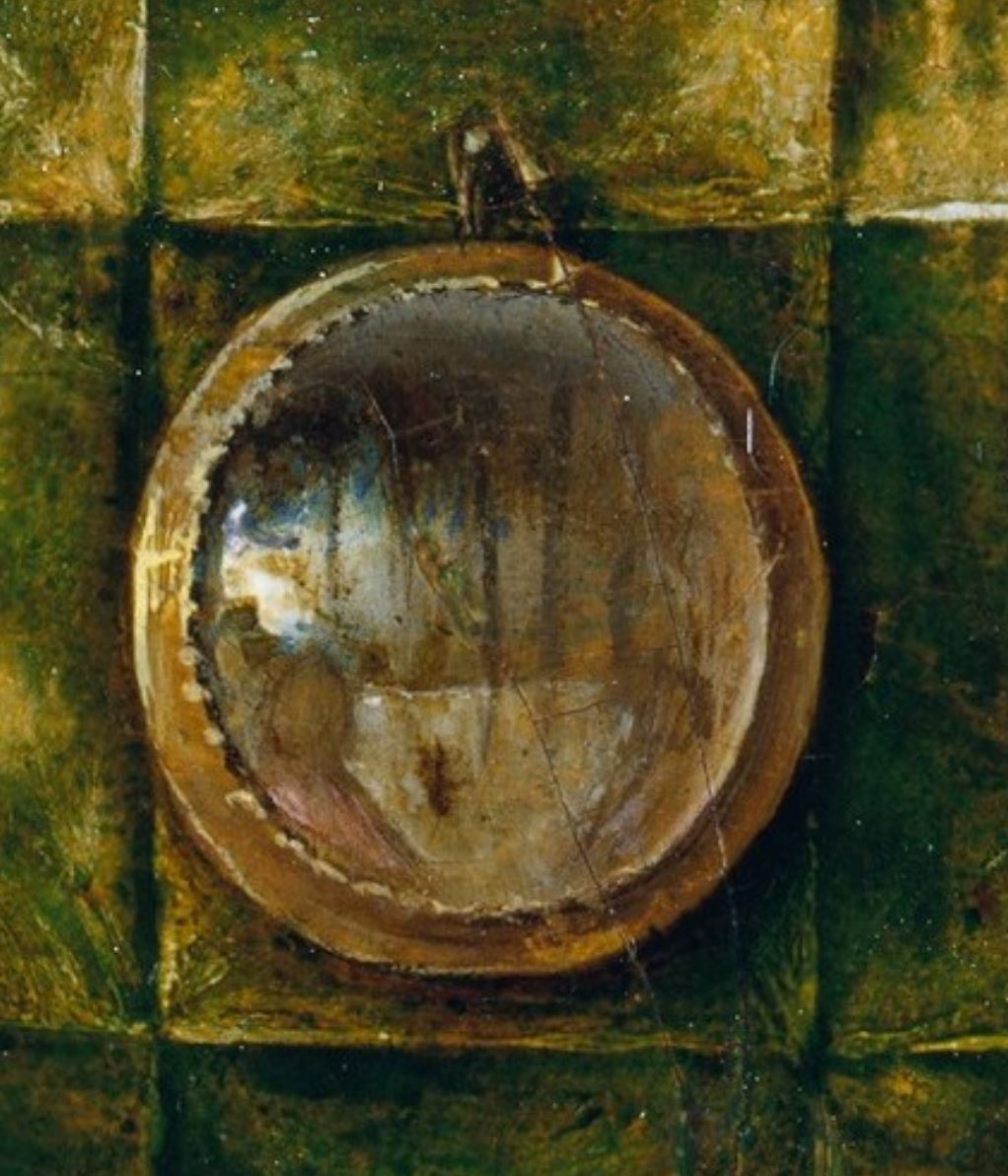 JUAN DE FLANDES 1500-04 Les noces de Cana Met detail
