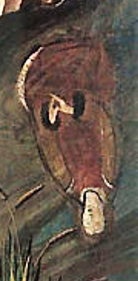 Sant_Jordi_Pere_Nicard-1470-Museu-Diocesa-de-Mallorca detail