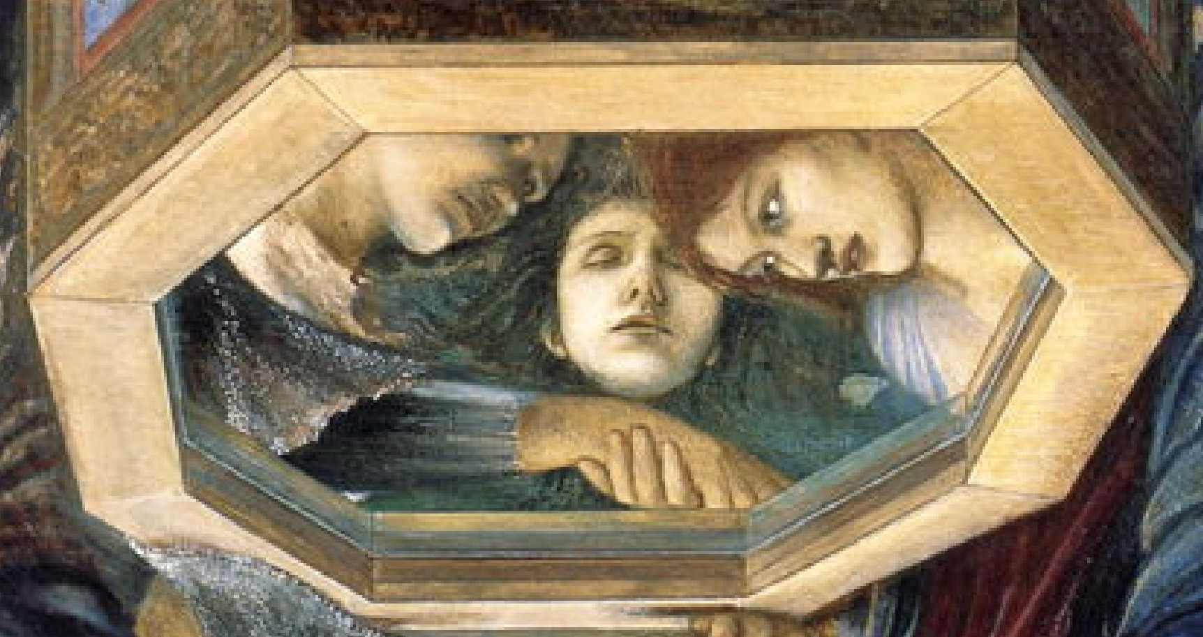 burne jones Cycle Persee 10 1887 The-Baleful-Head-Southampton City Art Gallery detail,