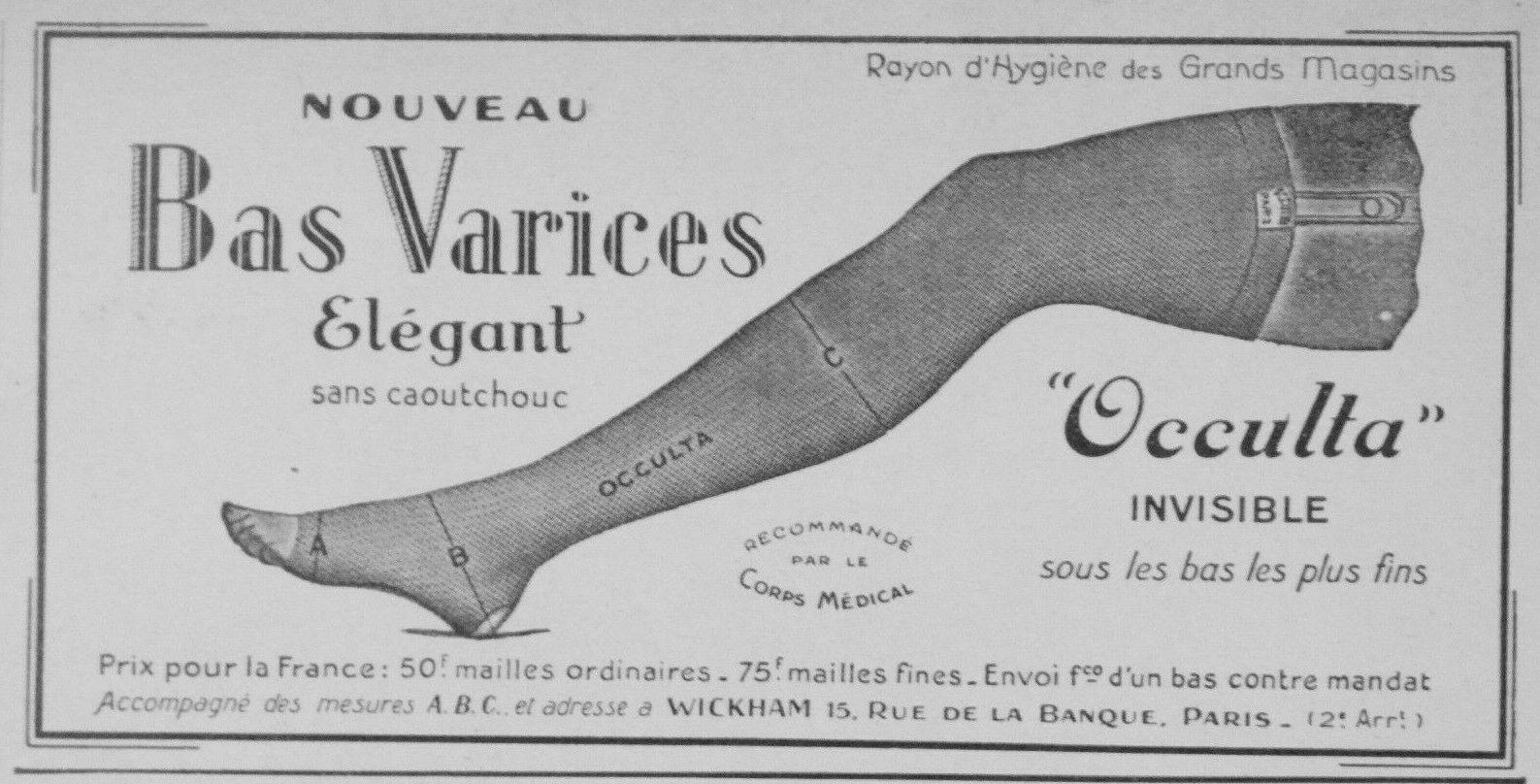 1926-Occulta-Bas-Varices-Elegant