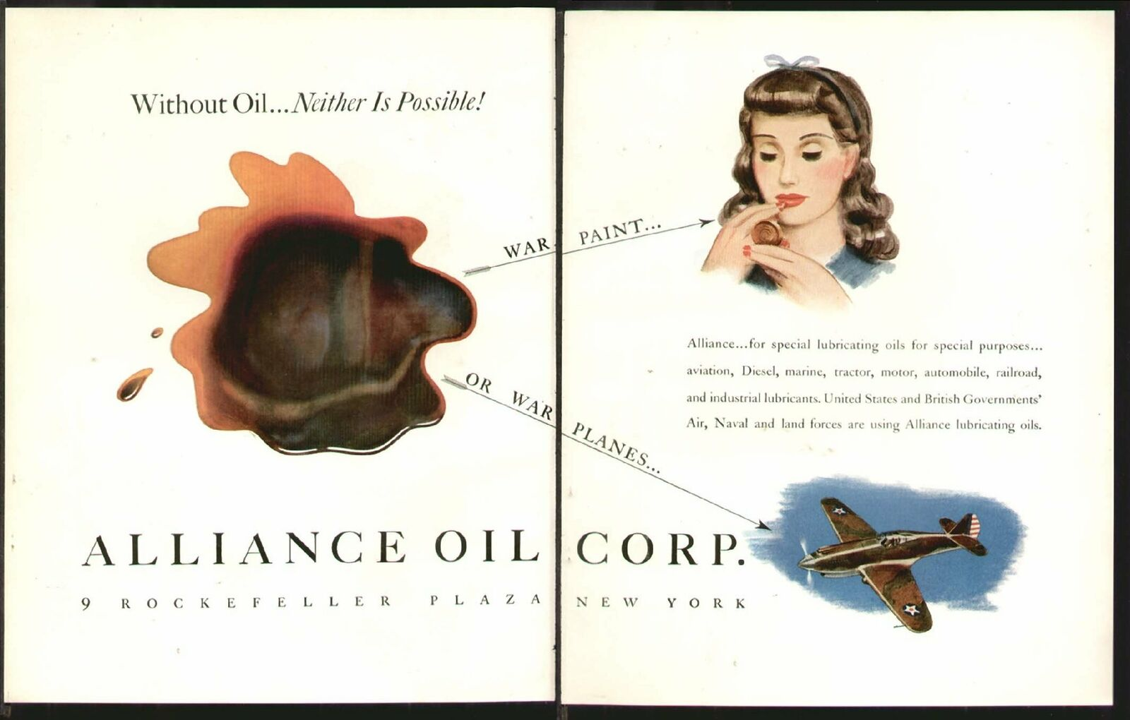 1942 Alliance Oil