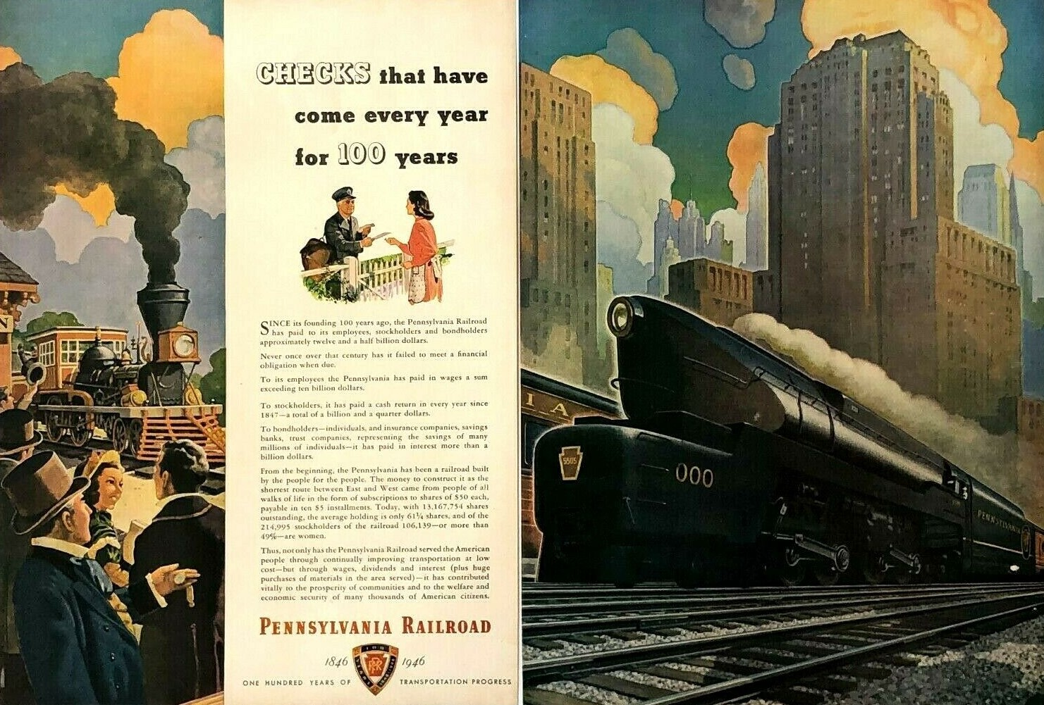 1946 Pennsylvania Railroad