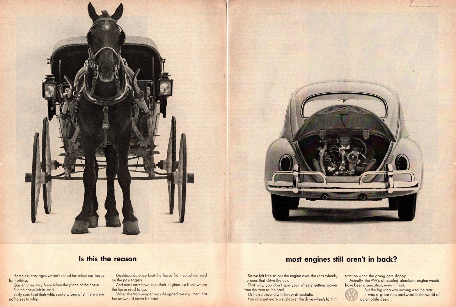 1964 VOLKSWAGEN VW Type 1 Beetle