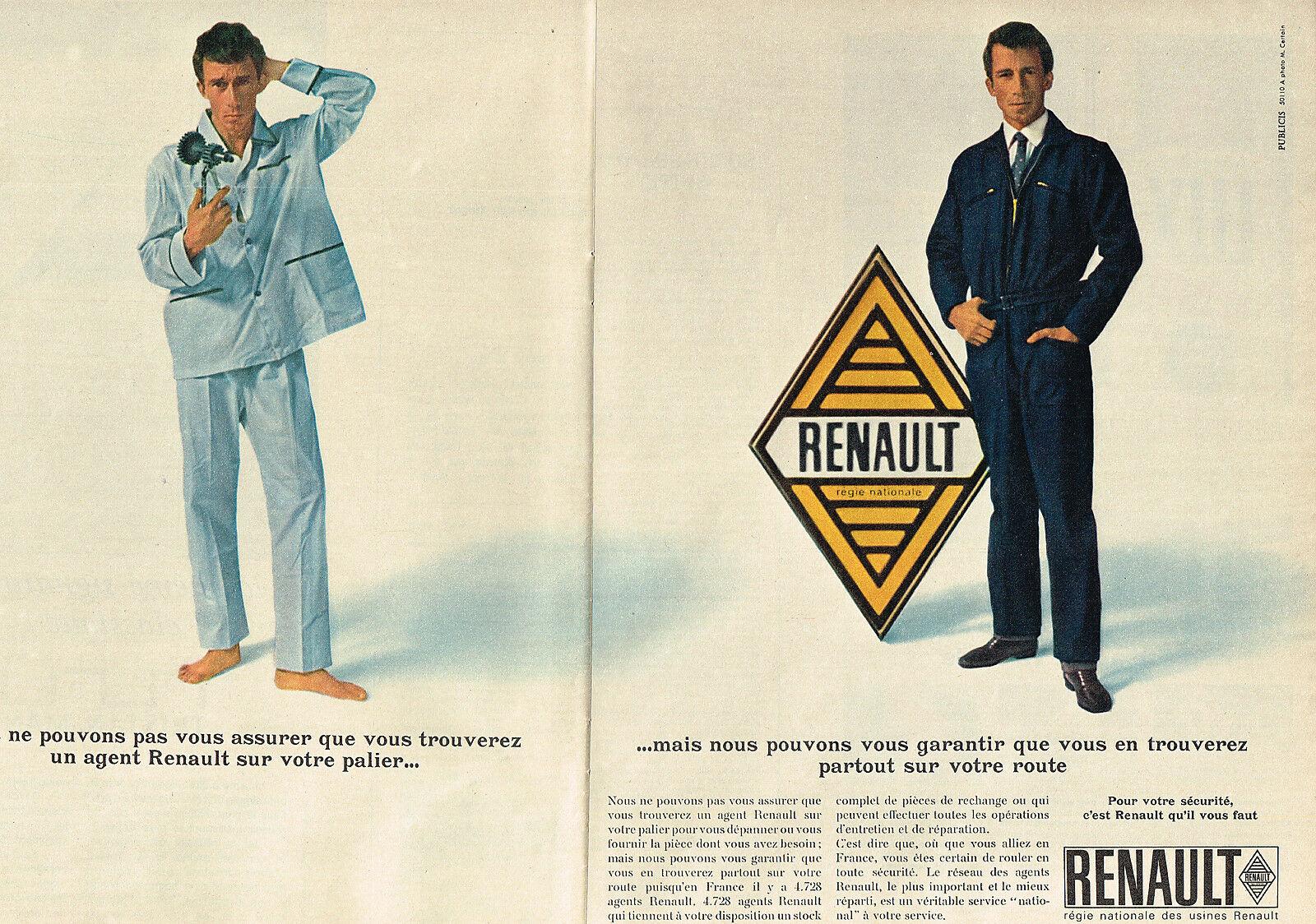 1965 RENAULT