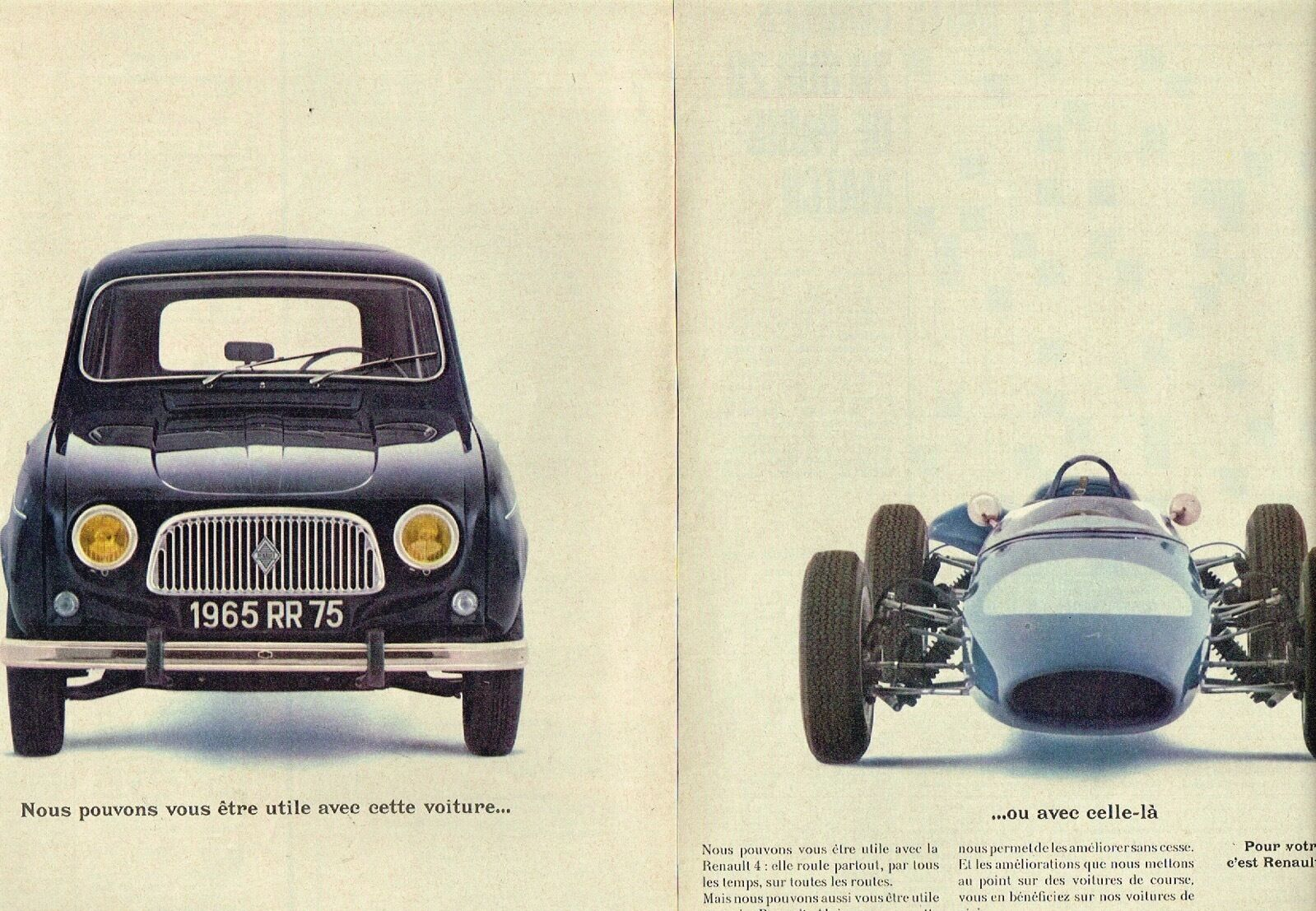 1965 Renault R4