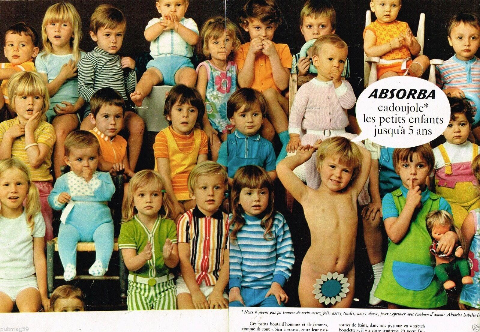 1968 Vetements Absorba
