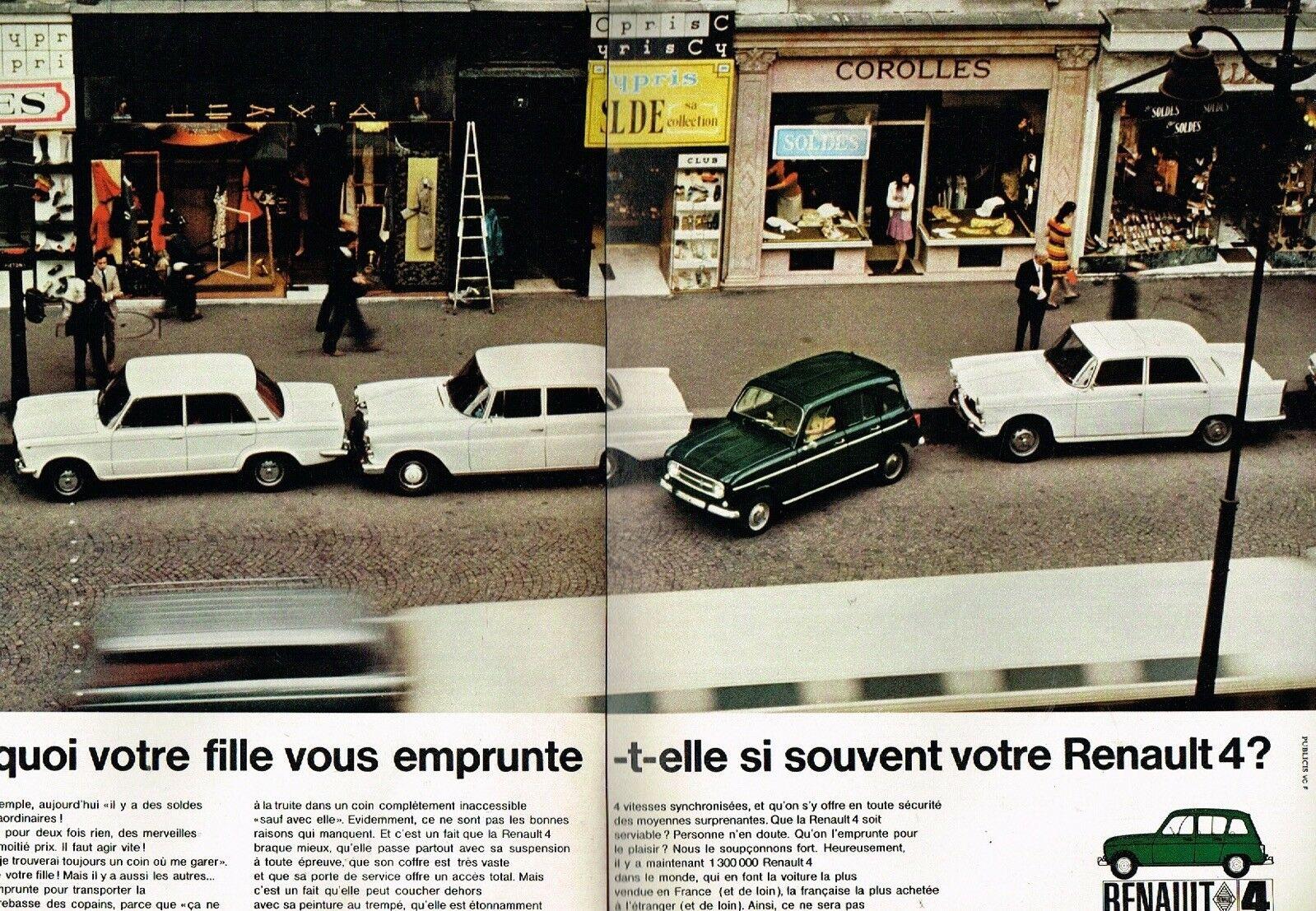 1969 Renault 4