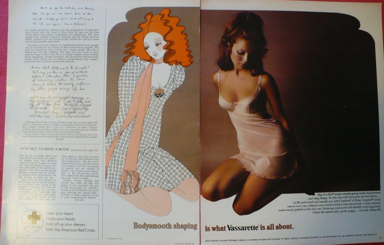 1970 Combinaison VASSARETTE