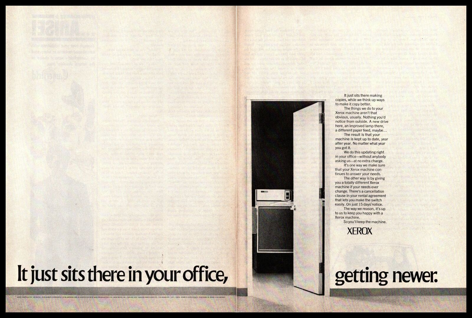 1970 XEROX Corporation