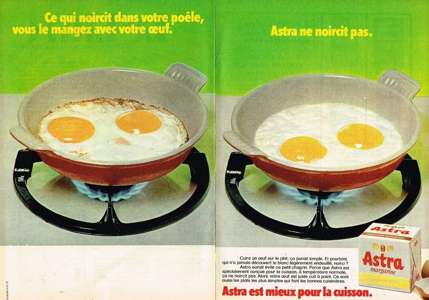 1974 La margarine Astra