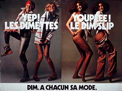 1975 Dim B1 A chacun sa mode photos Jean Loup Sieff