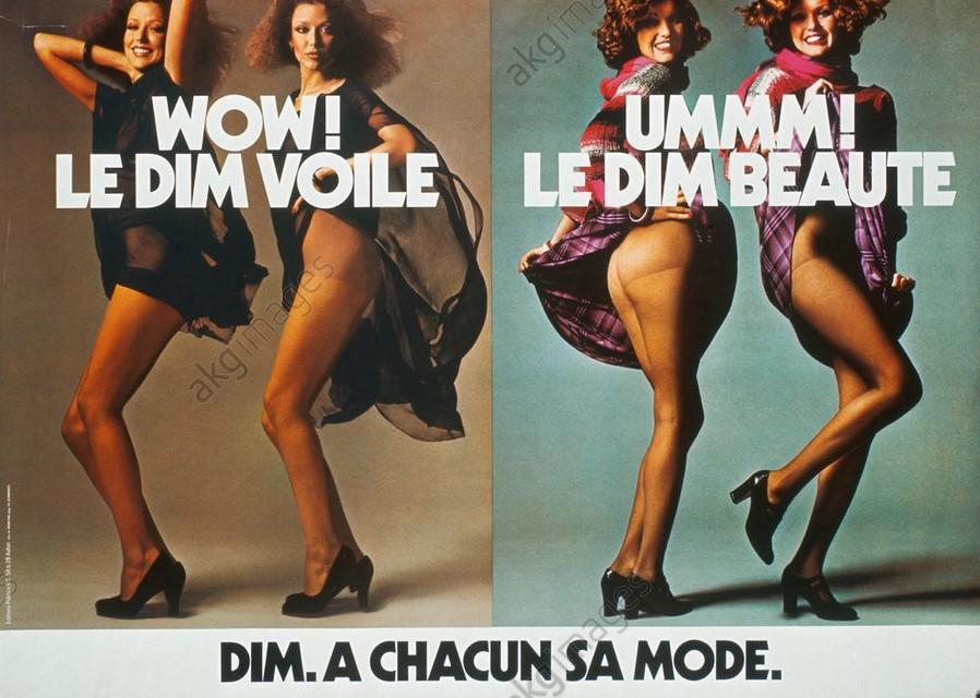 1975 Dim B2 A chacun sa mode photos Jean Loup Sieff