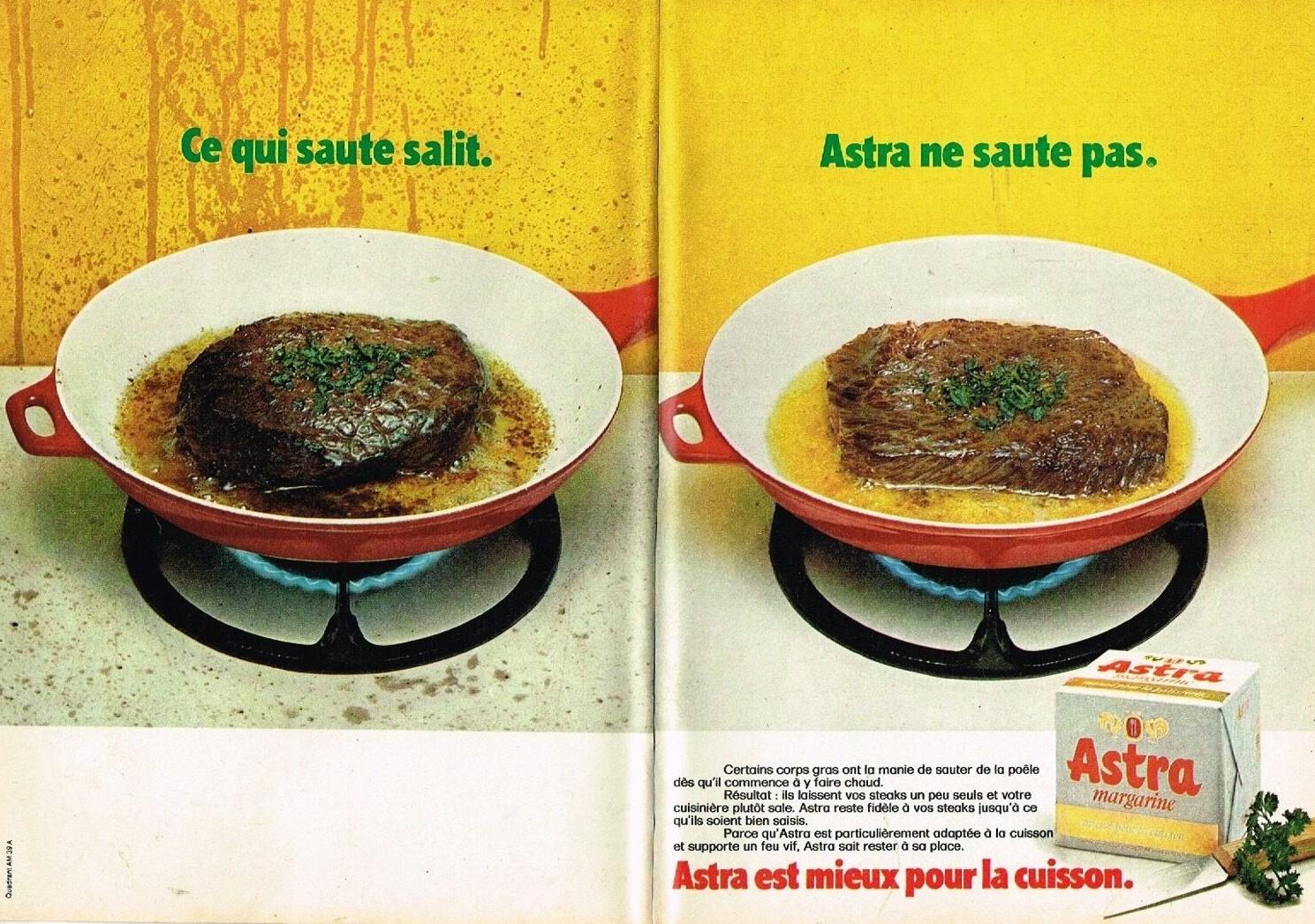 1975 La margarine Astra