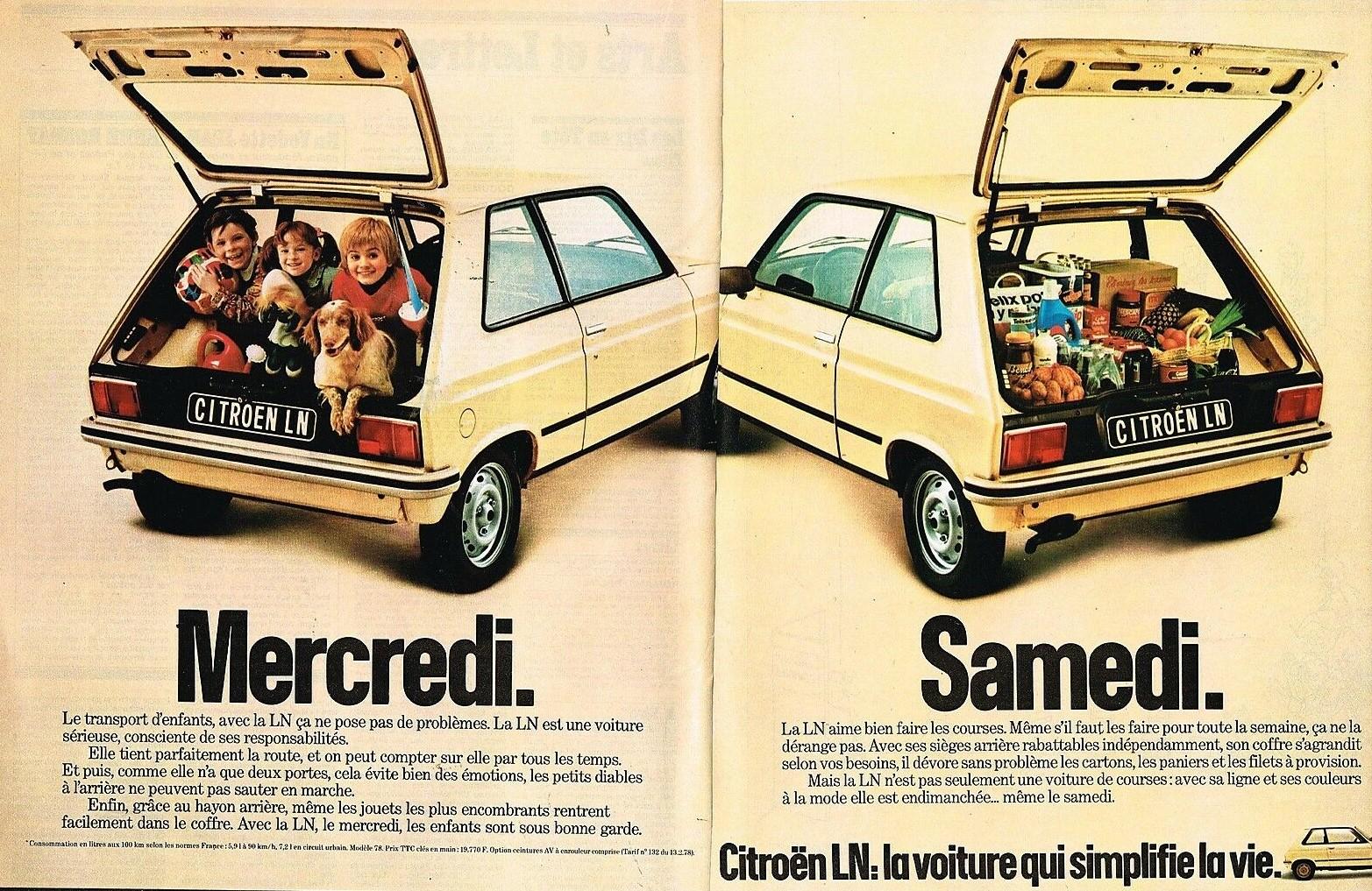 1977 Citroen LN 1977 A1