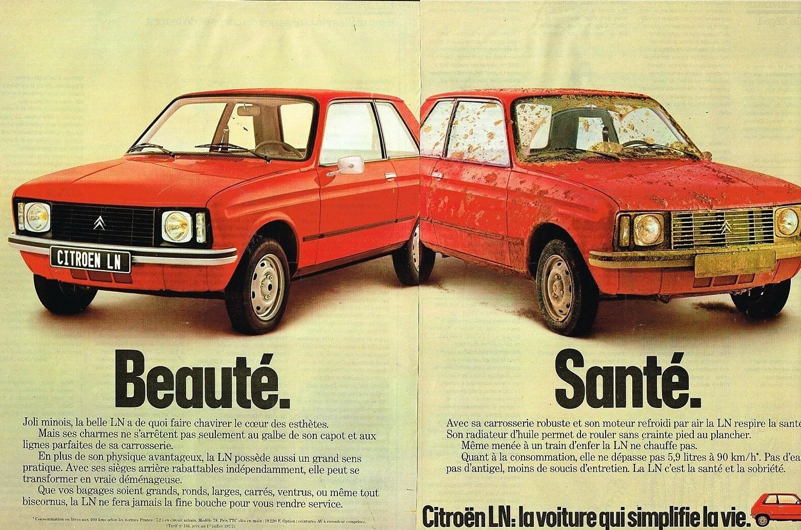 1977 Citroen LN