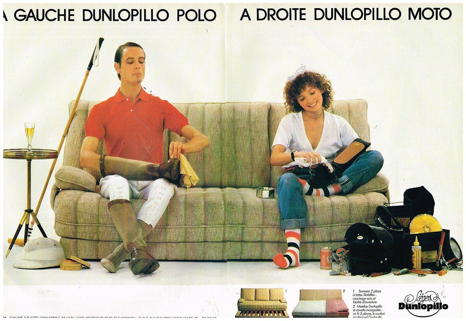 1979 Les Fauteuils canapes sieges Dunlopillo A1
