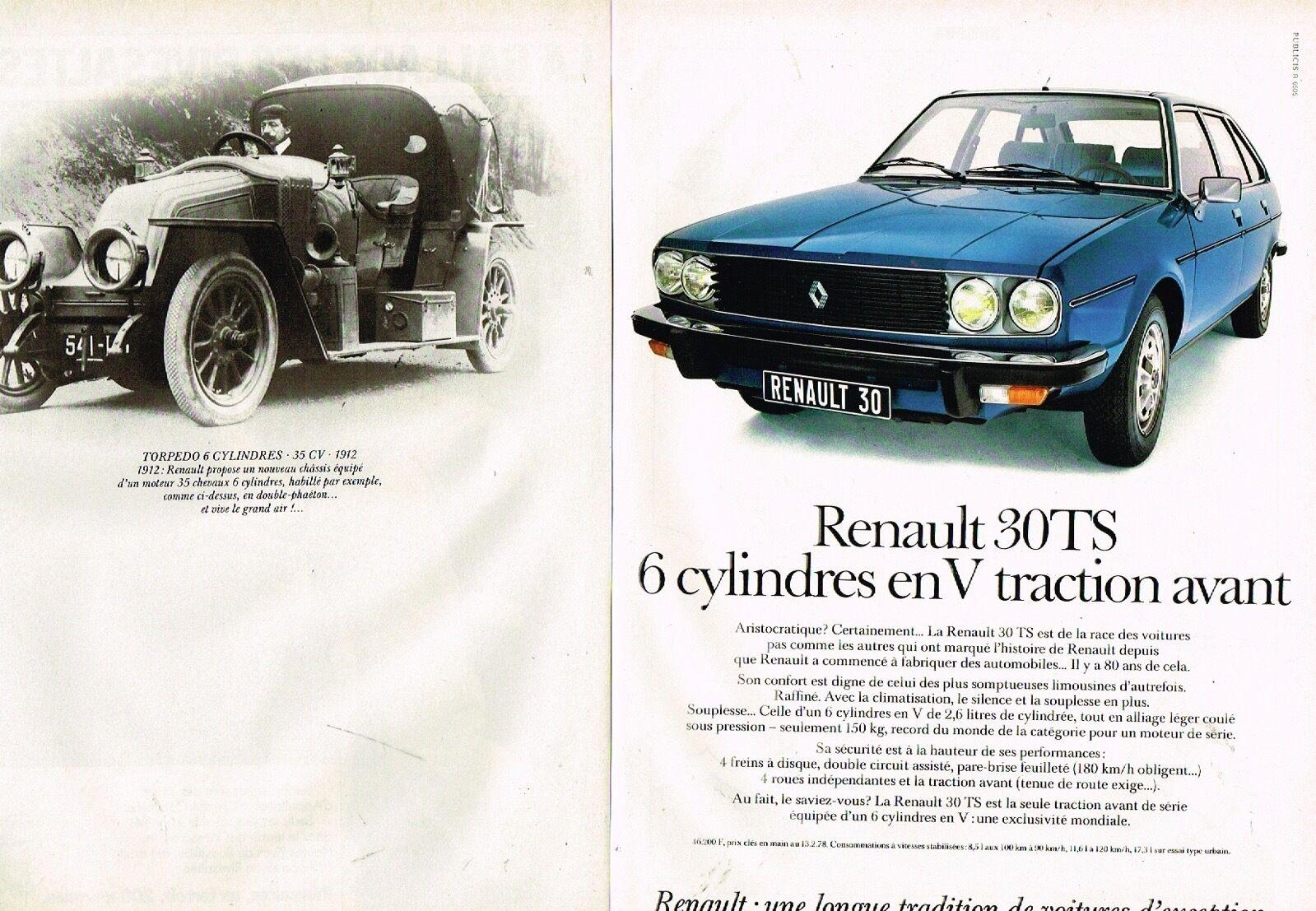 1979 Renault 30 TS