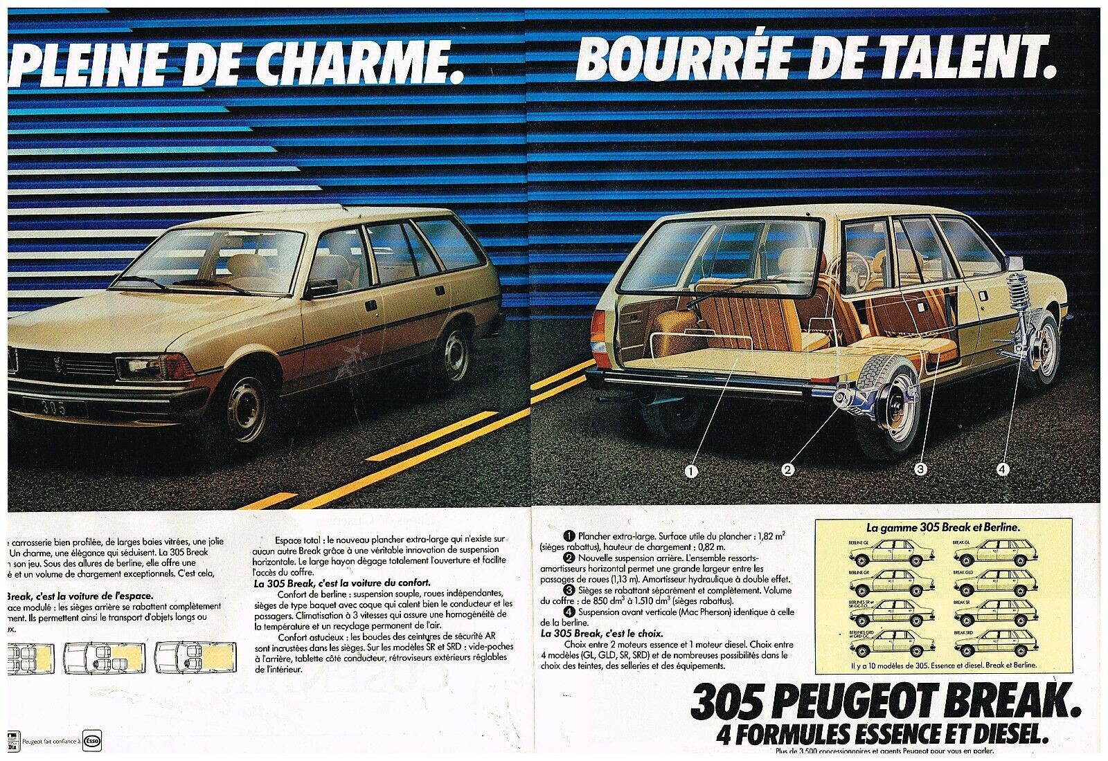 1980 Peugeot 305 Break