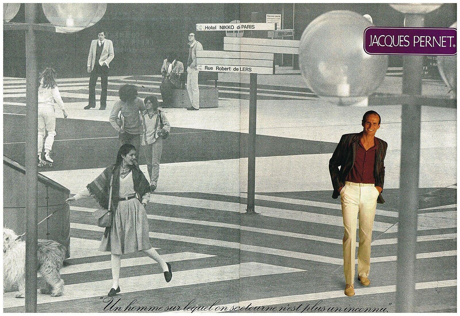 1980 Pret a porter Homme Jacques Pernet A1