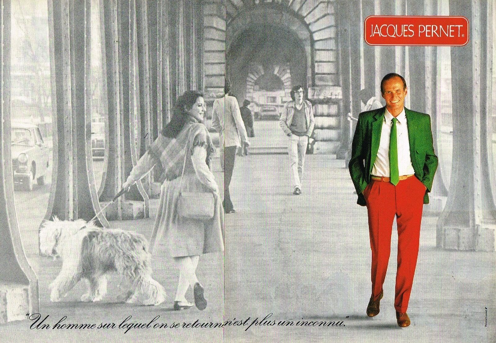 1980 Pret a porter Homme Jacques Pernet A2