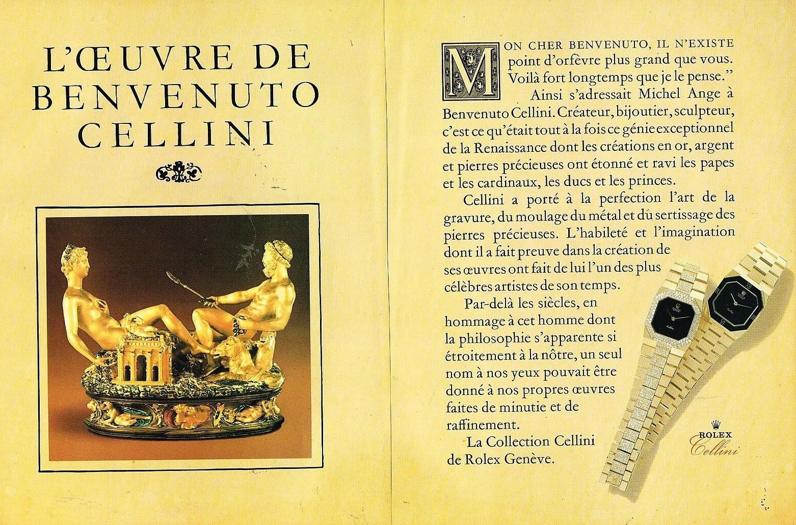1980 Rolex Cellini A2