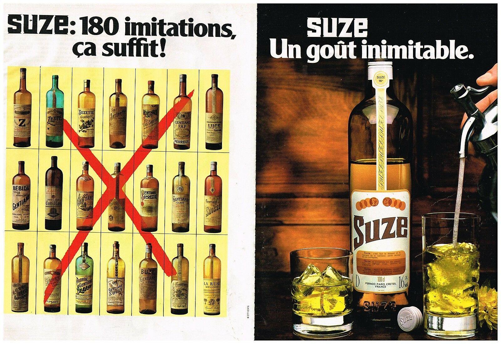 1981 Aperitif Suze