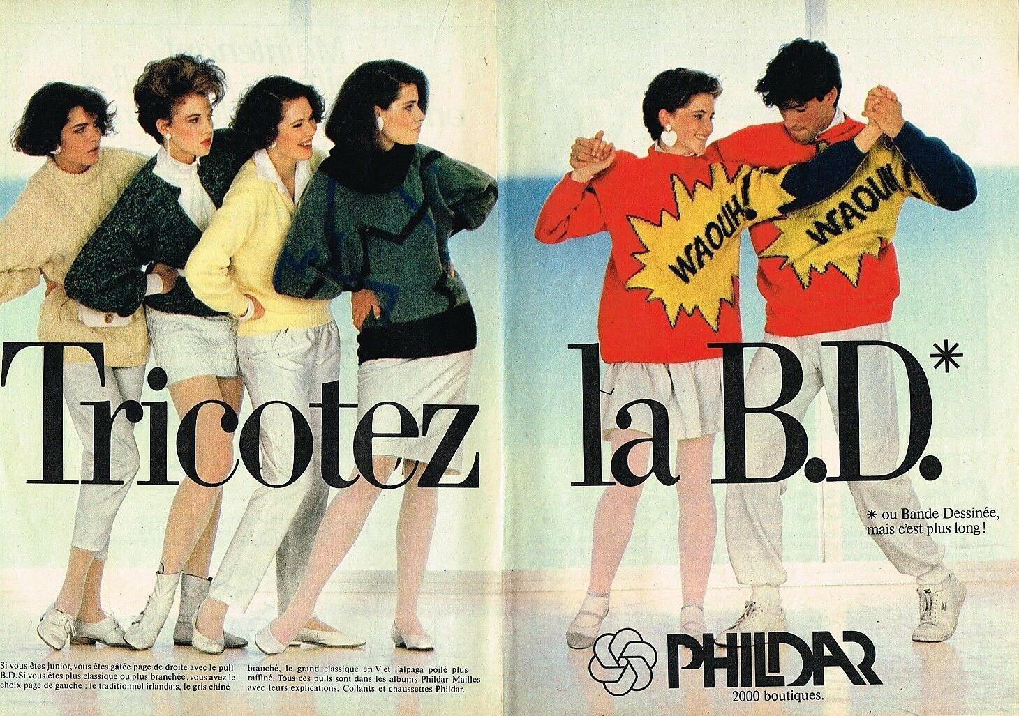 1983 La Laine Phildar A1