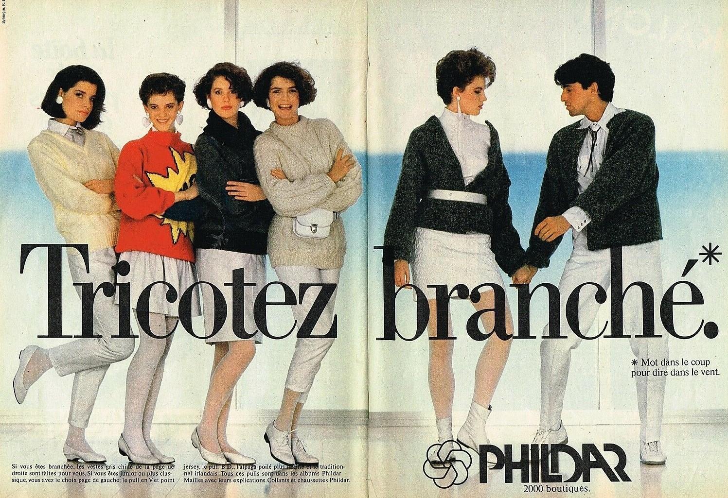 1983 La Laine Phildar A2