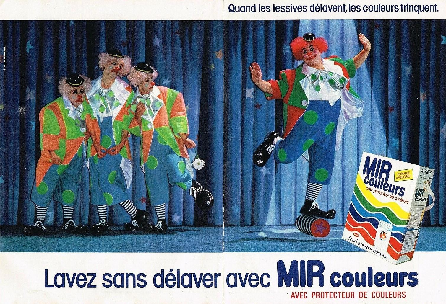1984 La Lessive Mir Couleurs A1
