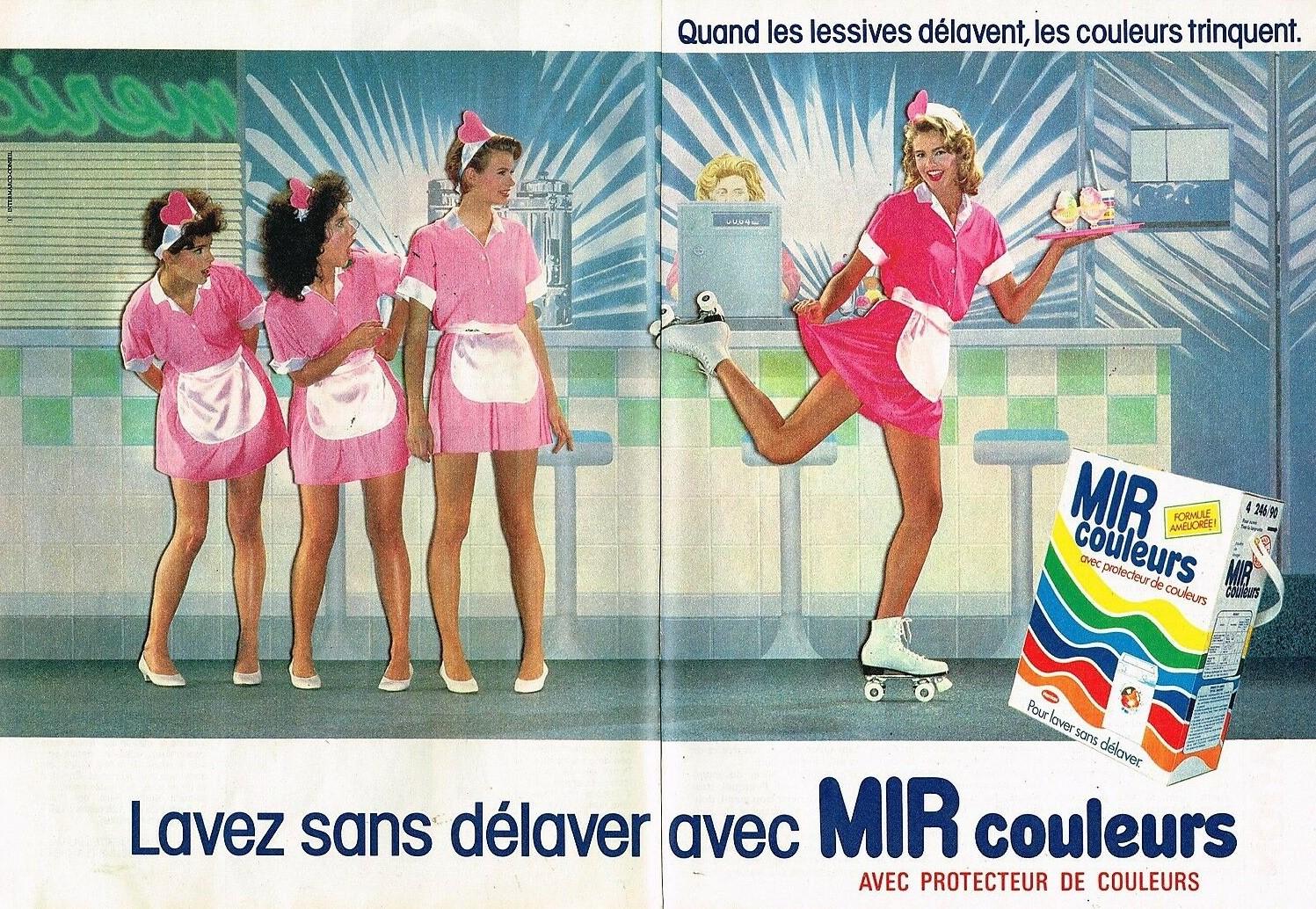 1984 La Lessive Mir Couleurs A2