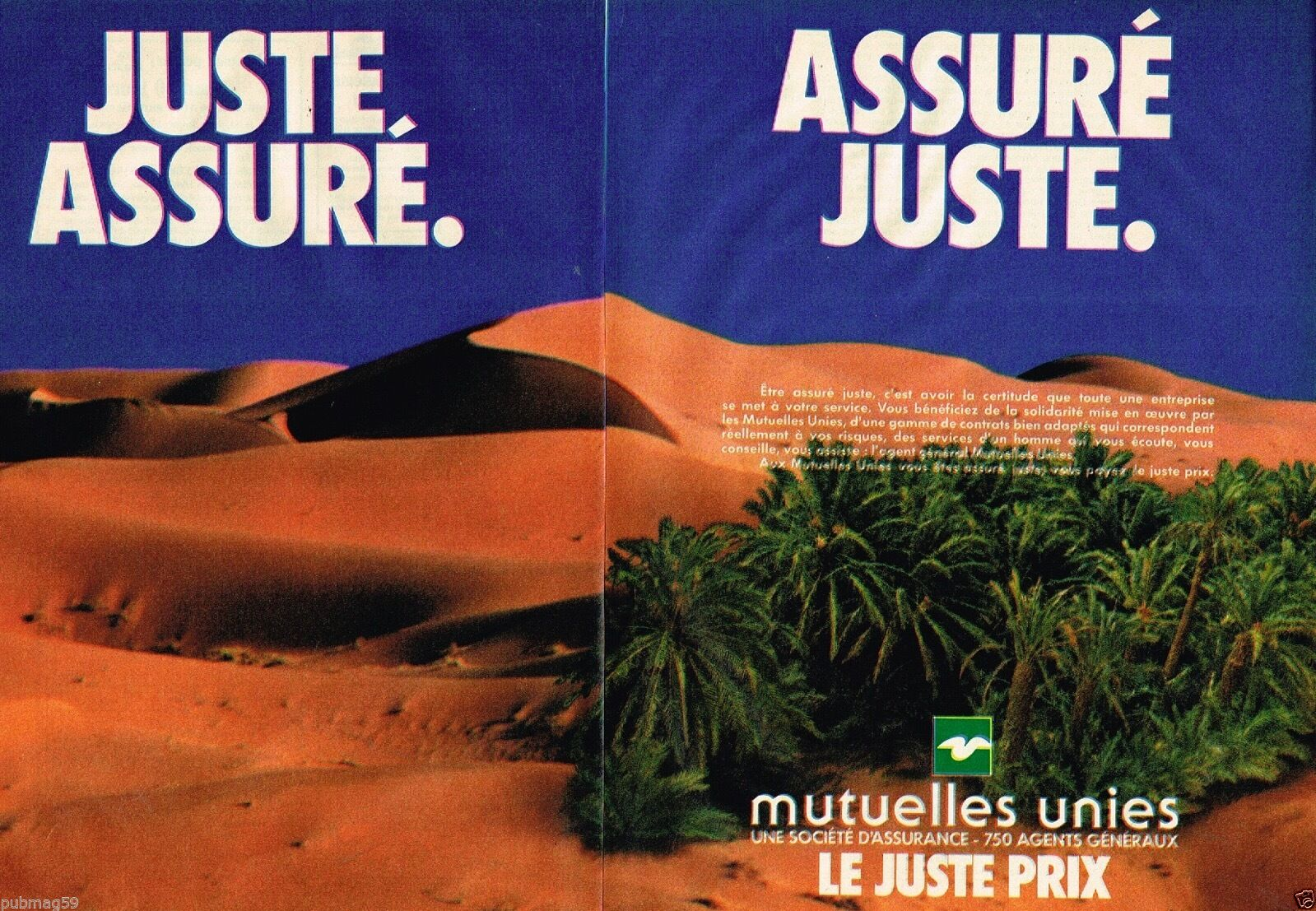 1984 Mutuelles unies