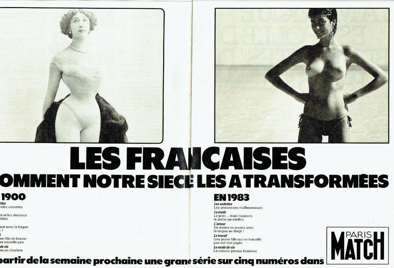 1984 les Françaises nues