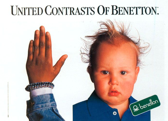 1985 Unitd contrasts of Benetton A3
