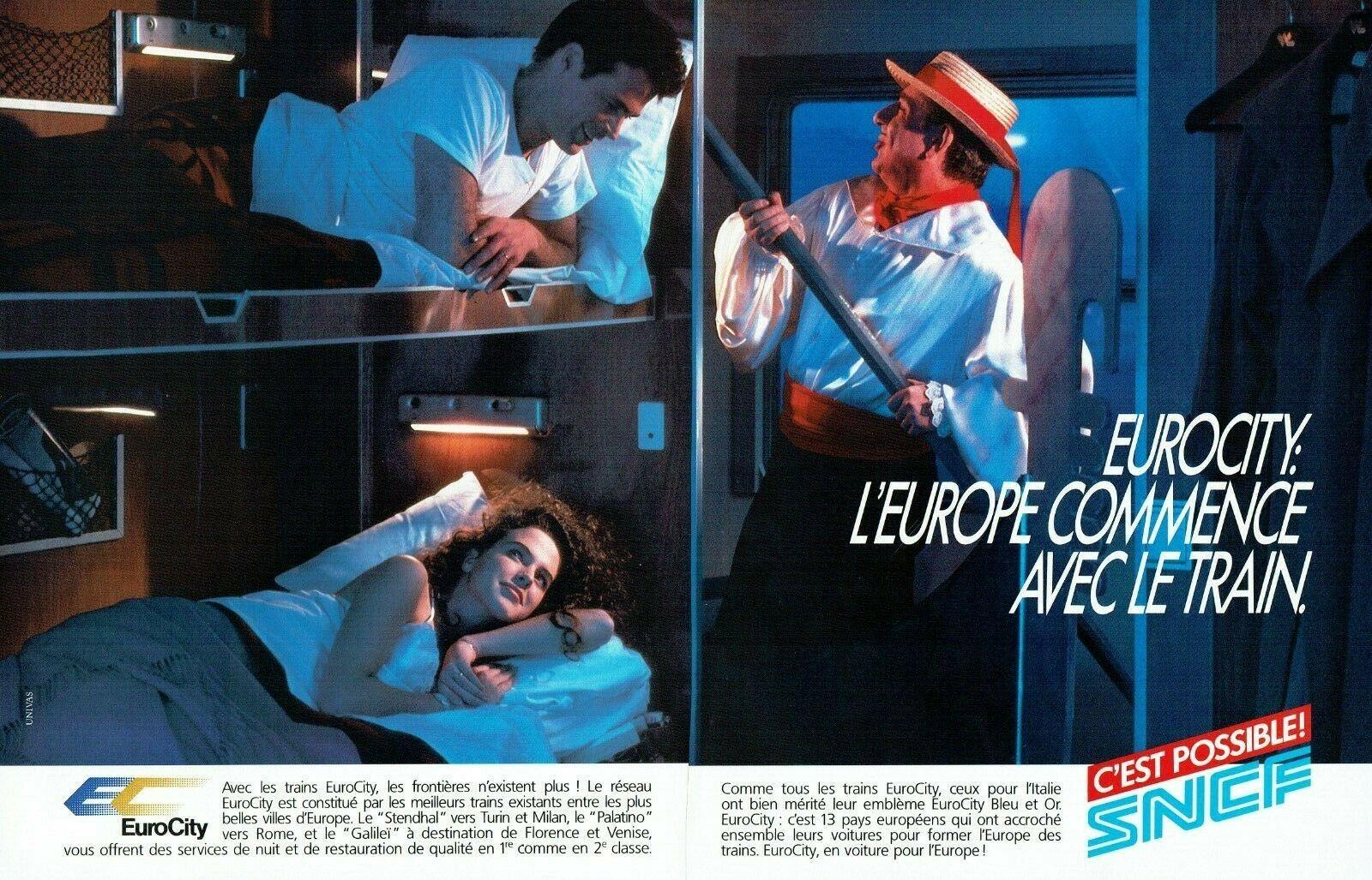 1987 Eurocity