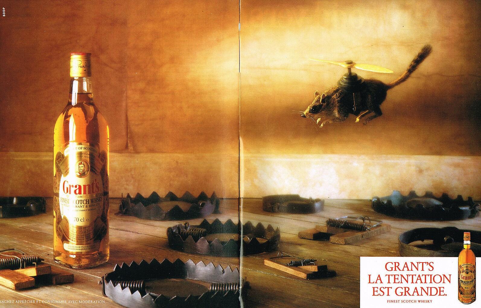 1988 GRANT'S whisky