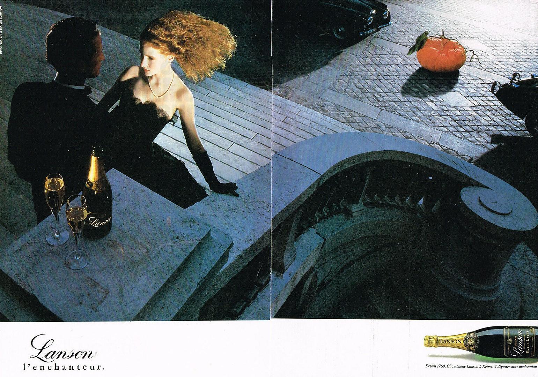 1988 LANSON champagne