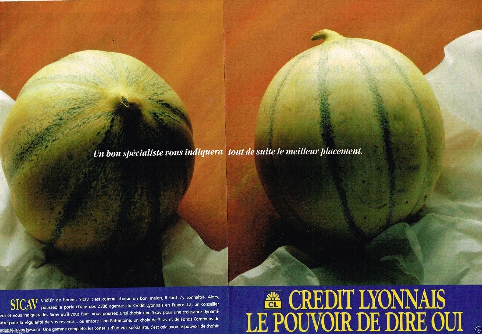 1989 Banque credit Lyonnais