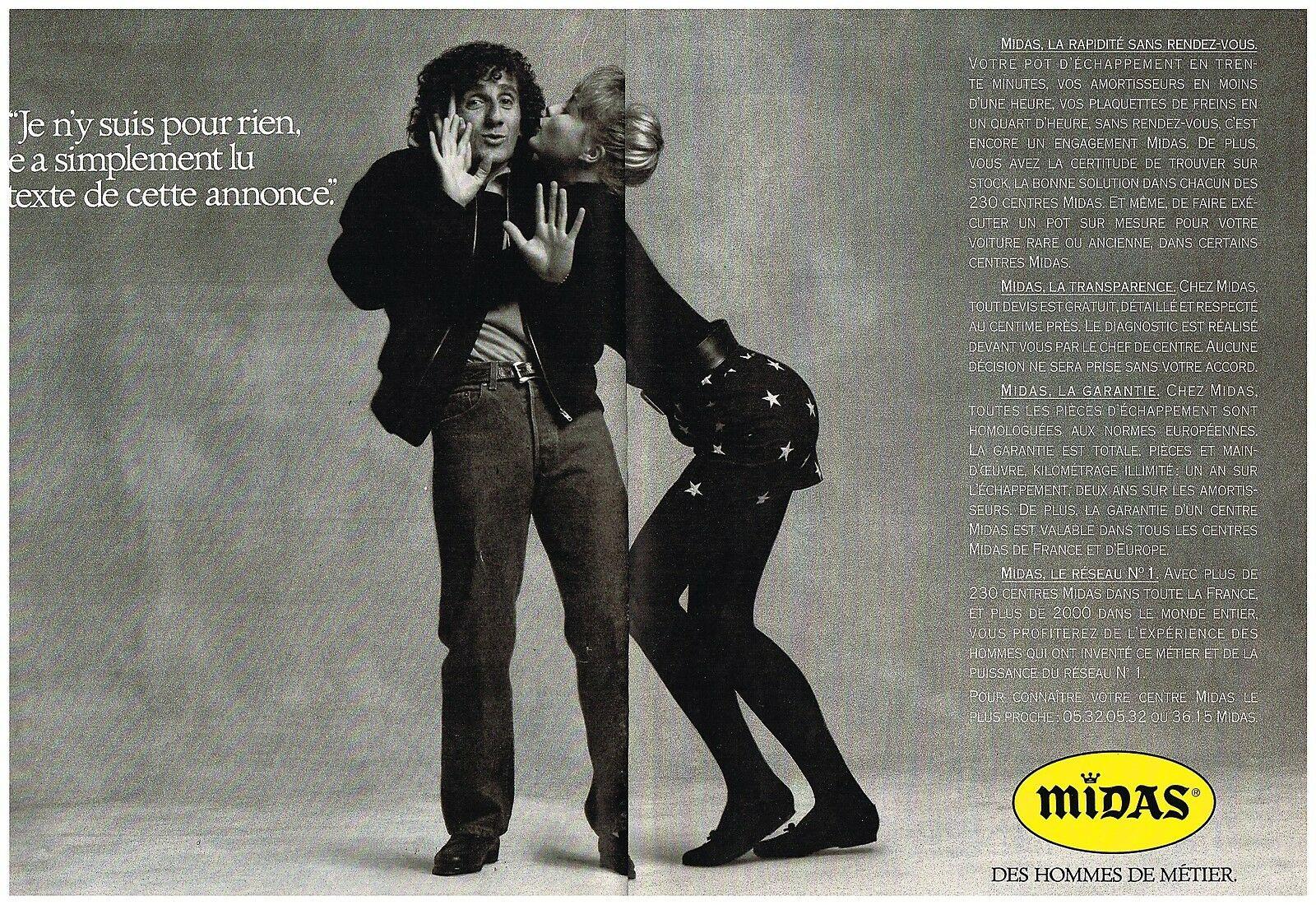 1989 Le Reseau Midas avec Alain Prost
