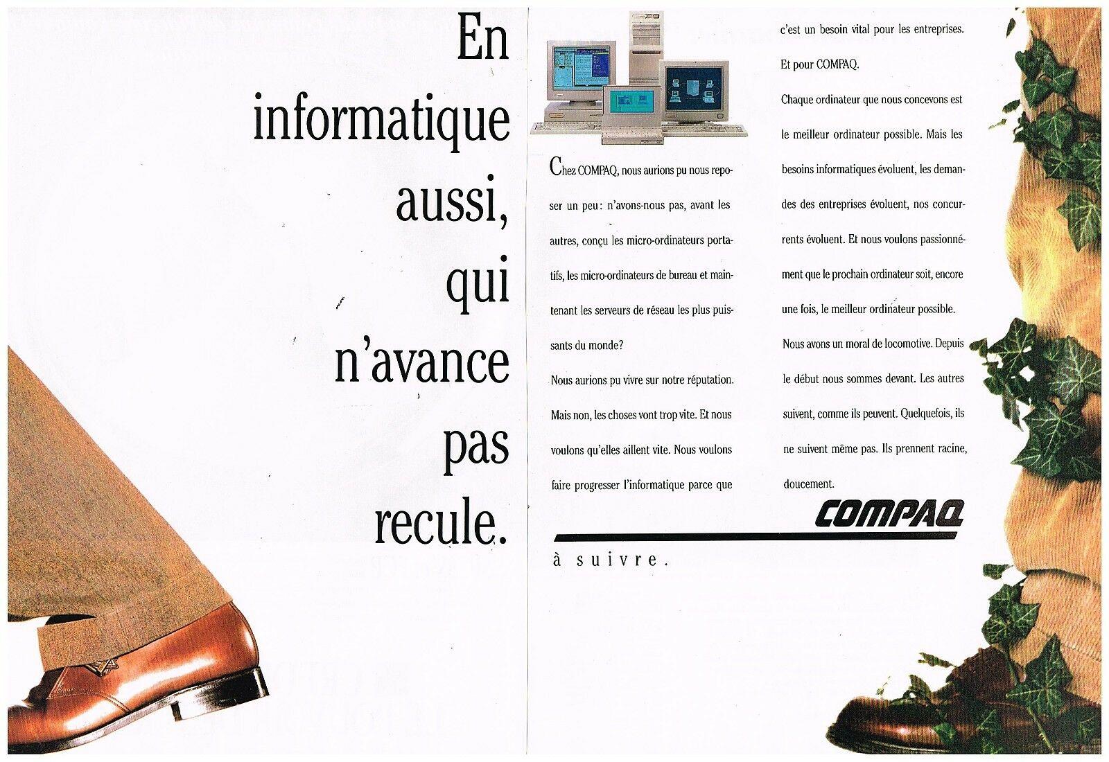 1990 Les Ordinateurs Compaq