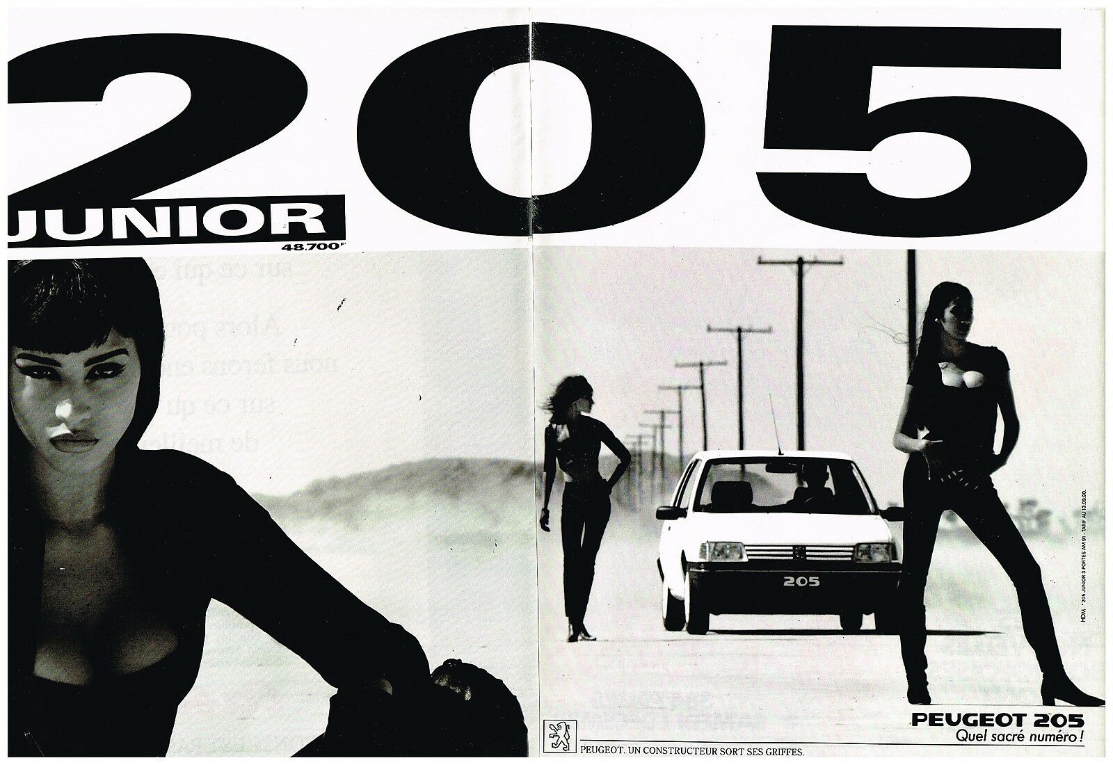 1990 Peugeot 205 Junior