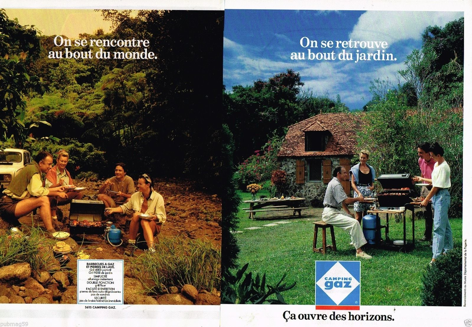 1991 Camping gaz