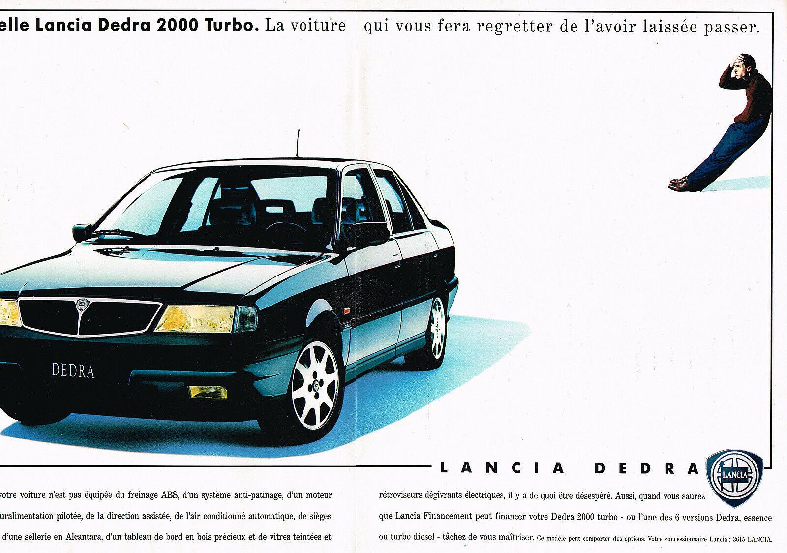 1991 LANCIA la DEDRA