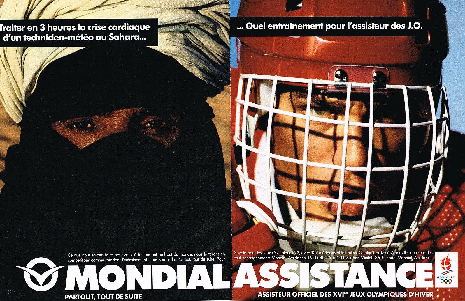 1991 MONDIAL ASSISTANCE A1