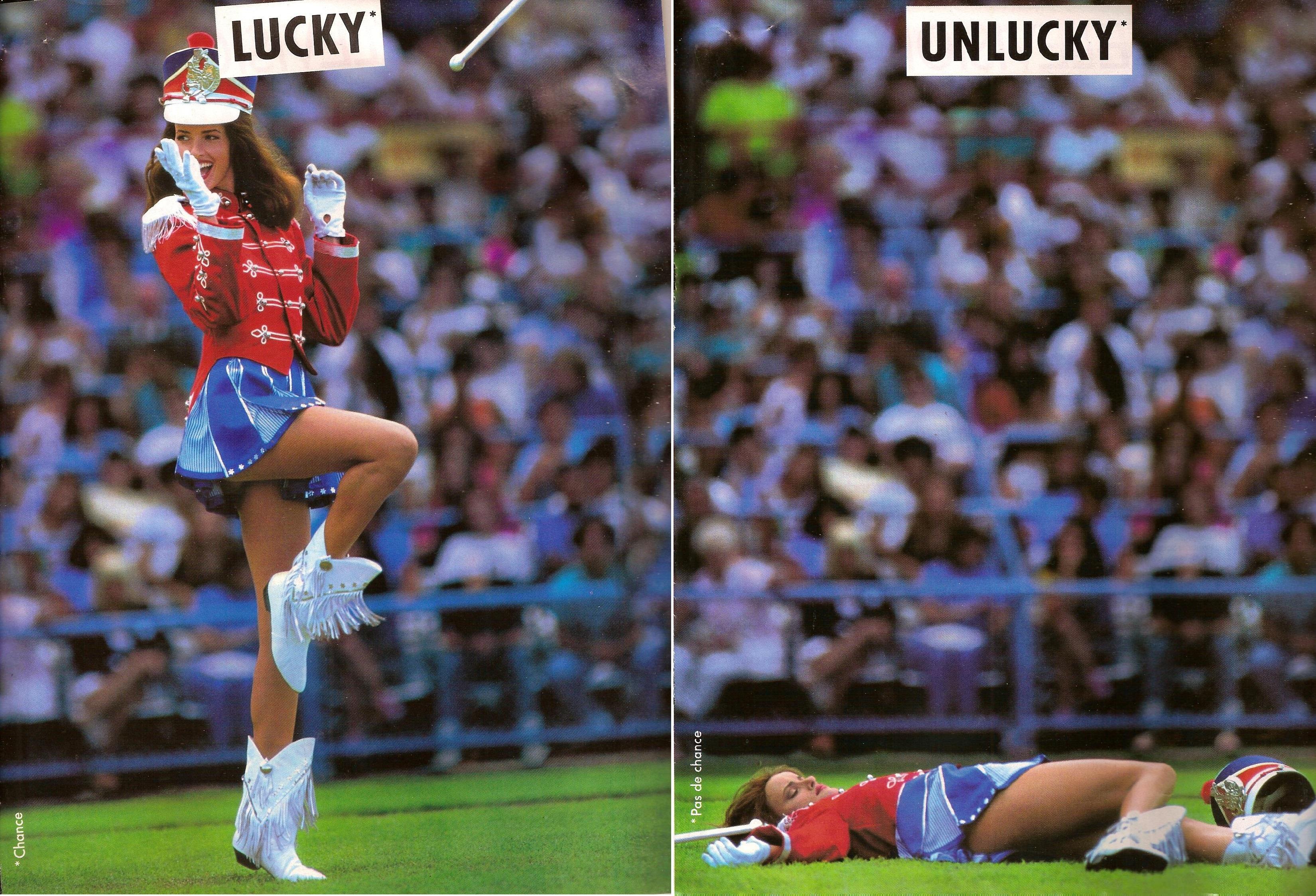 1992 Lucky E